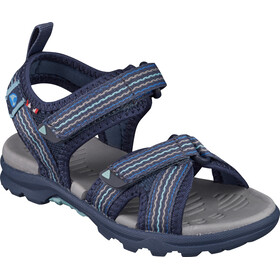 Viking Footwear Loppa Sandals Kids navy/royal blue